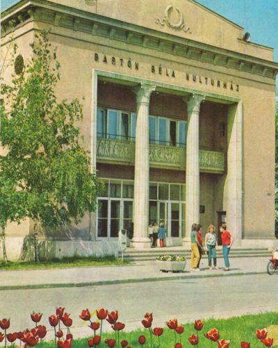 Felavatták a Bartók Béla nevét viselő kerületi kultúrotthont