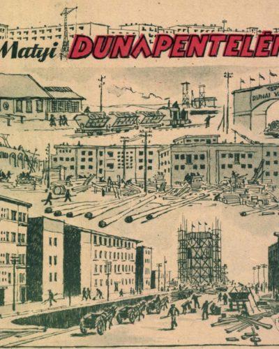 Ludas Matyi Dunapentelén