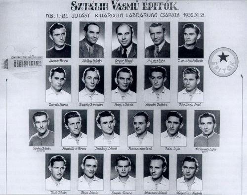 Sztálin Vasmű Építők