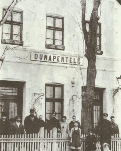 Dunapentele II.