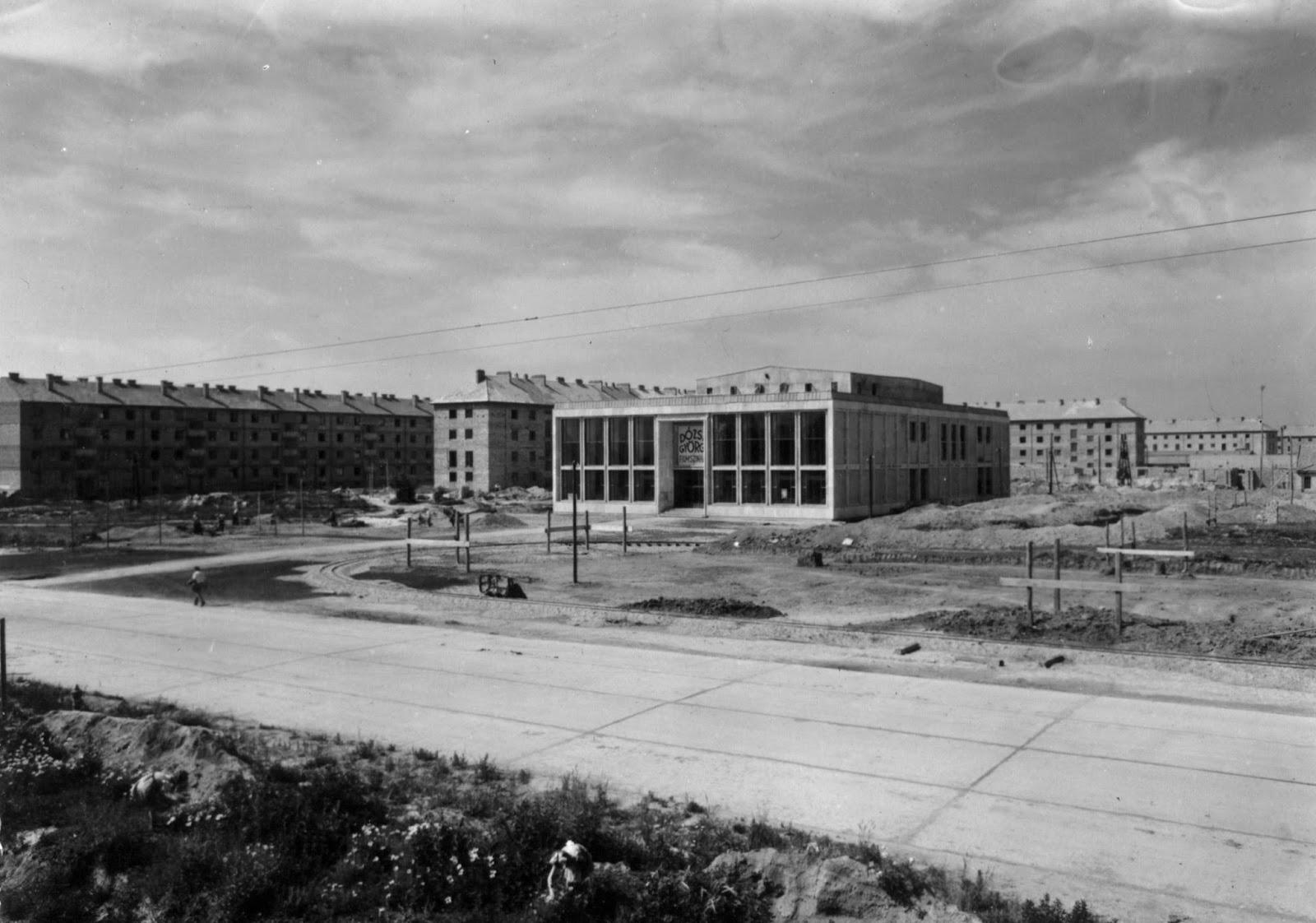 Sztálinváros, Dózsa-filmszínház
