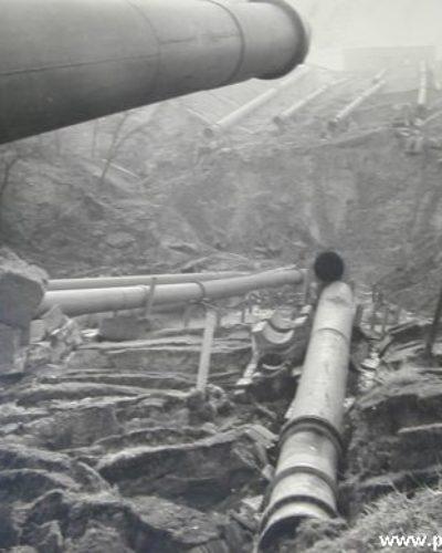 Földcsuszamlás a Radarnál