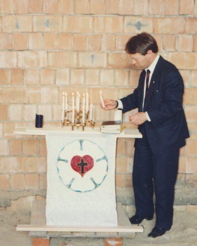 Evangélikus templom II. – Tetten ért csodák