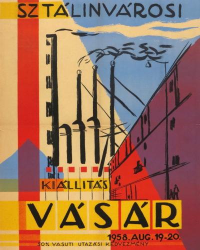 Sztálinvárosi Kiállítás és Vásár I.