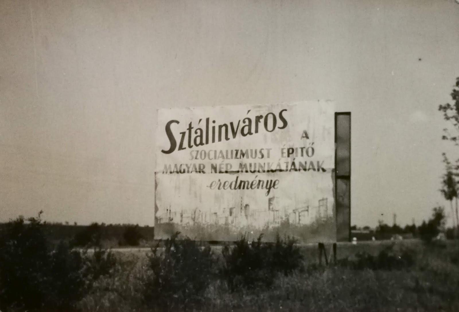 Egy nap Sztálinváros vasi építői között