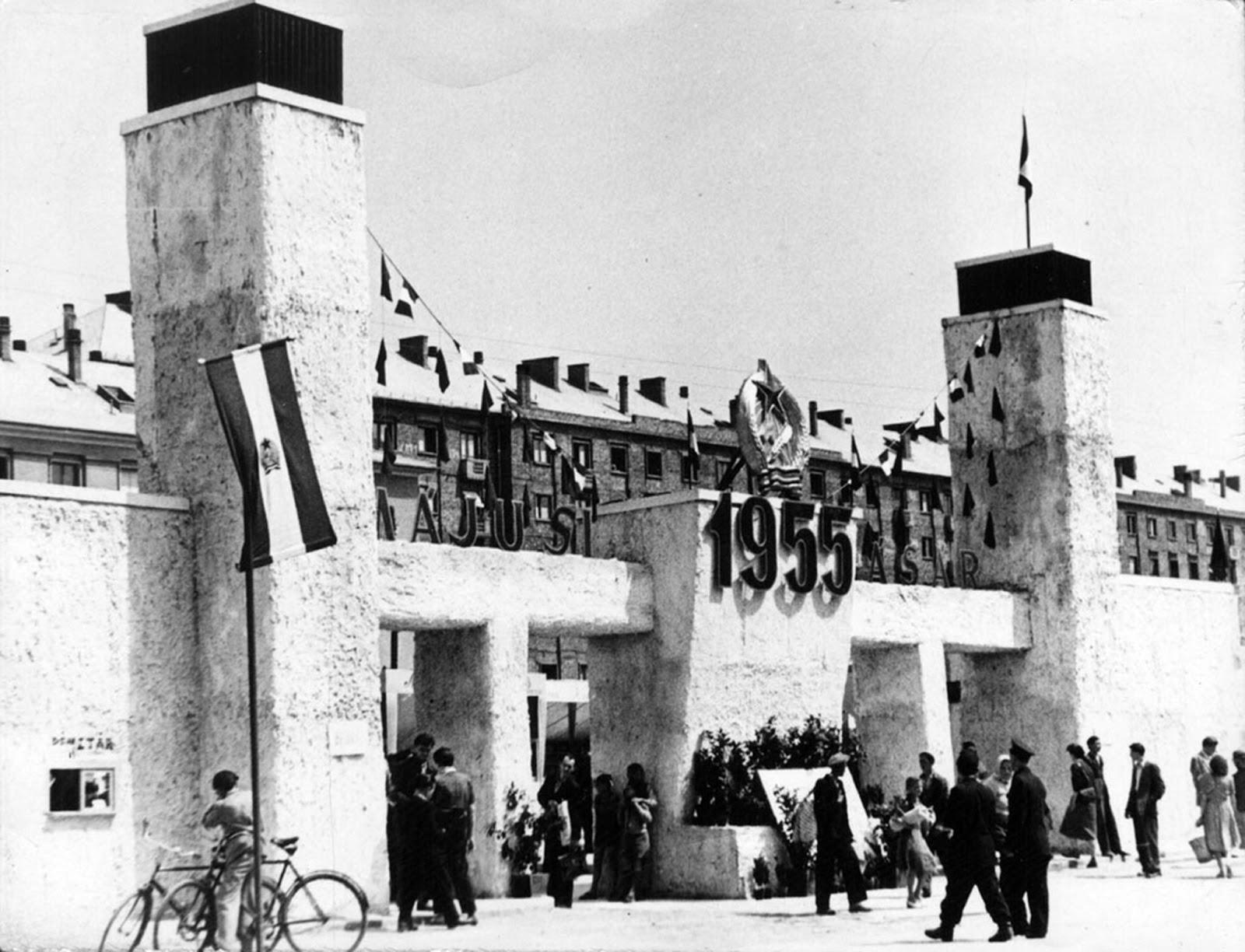 Sztálinvárosi vásár és kiállítás