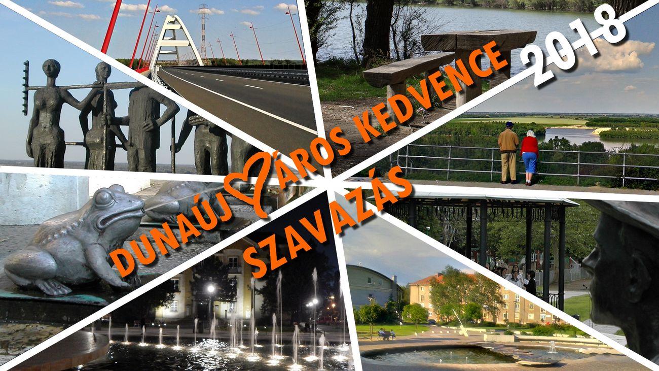 Dunaújváros kedvence – SZAVAZÁS – I. forduló