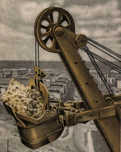 Szovjet segítség Sztálinváros tervezésénél