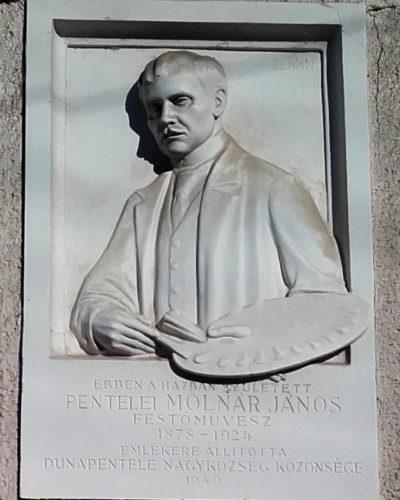 141 éve született Pentelei Molnár János