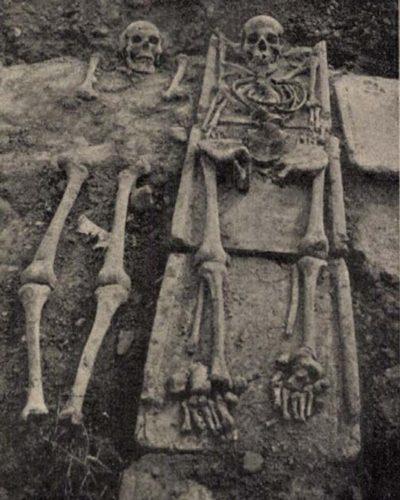 Római korbeli ásatások Dunapentelén