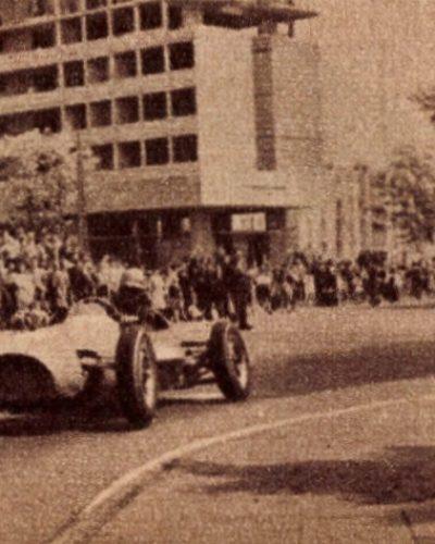 Autós gyorsasági bajnokság Dunaújvárosban