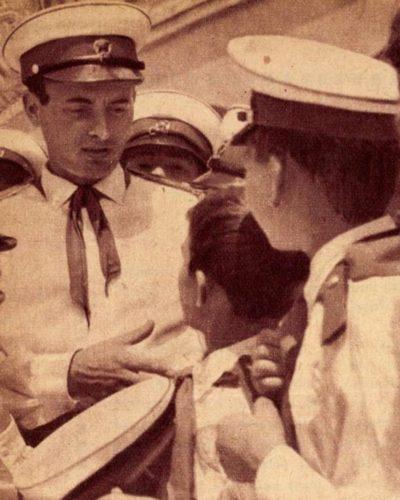 Leszerelés után – Parancsnoki beosztásban