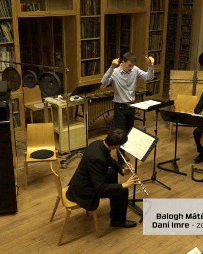 Dallam Klub 2400 – Balogh Máté