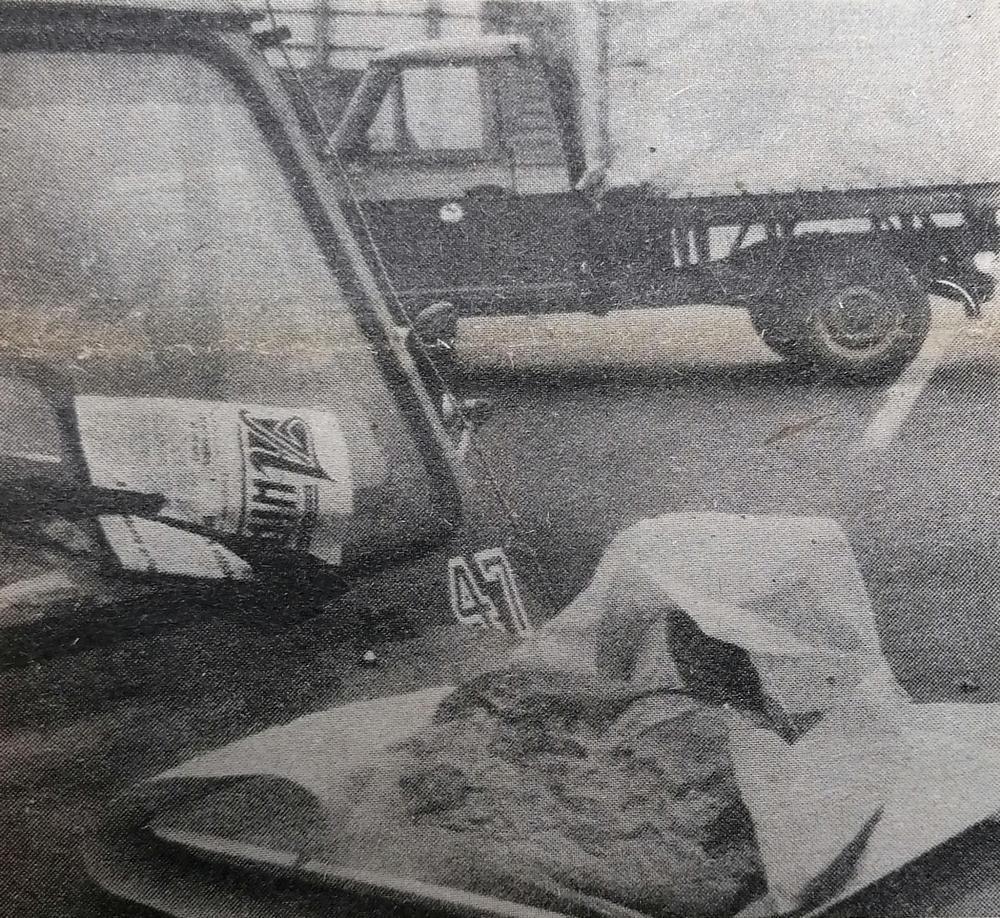 1990 – Taxisblokád