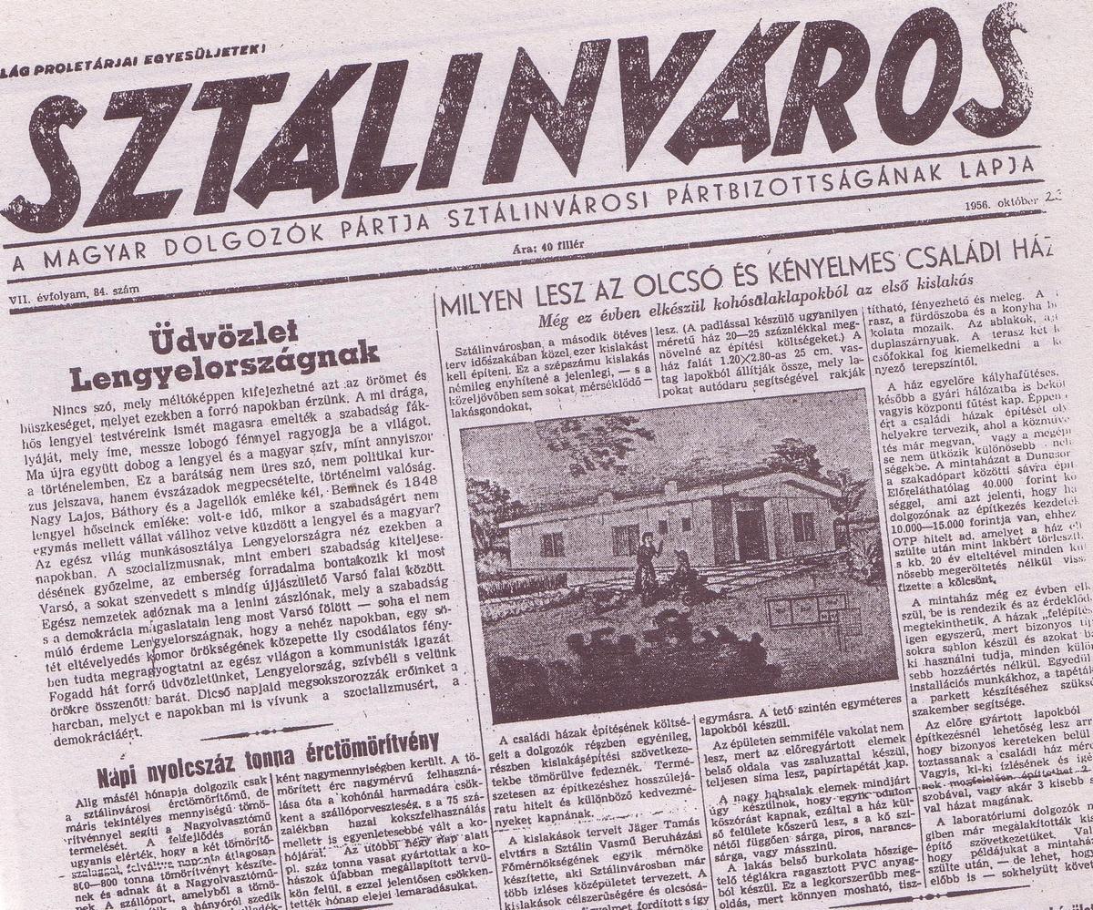 1956 – Így kezdődött…