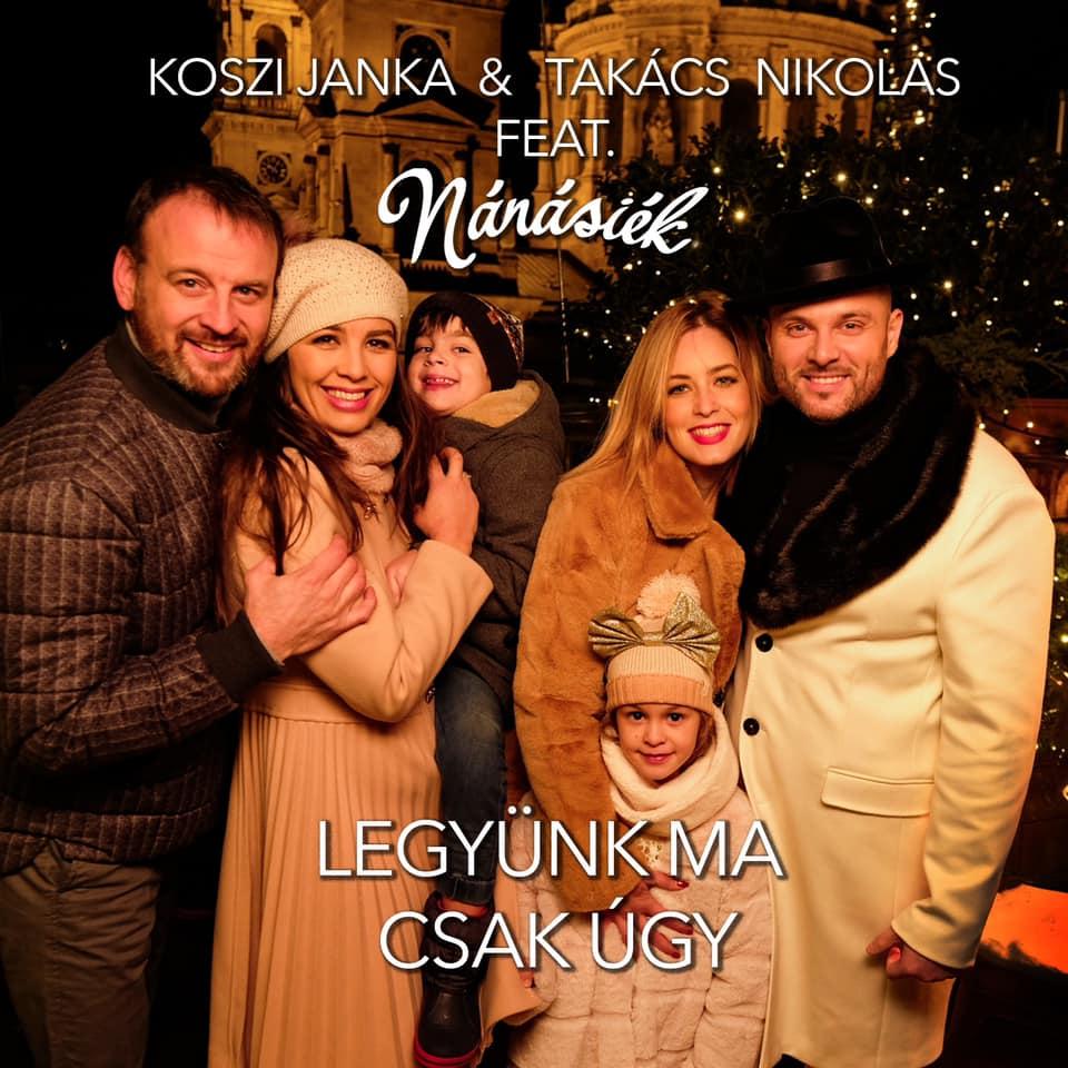 Dallam Klub 2400 – Koszi Janka, Takács Nikolas és a Nánásiék