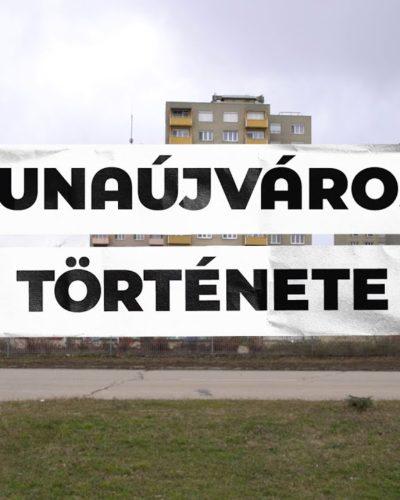 Így épült fel Dunaújváros