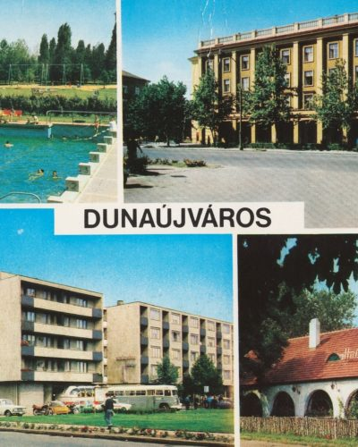 Dunapentelétől Dunaújvárosig