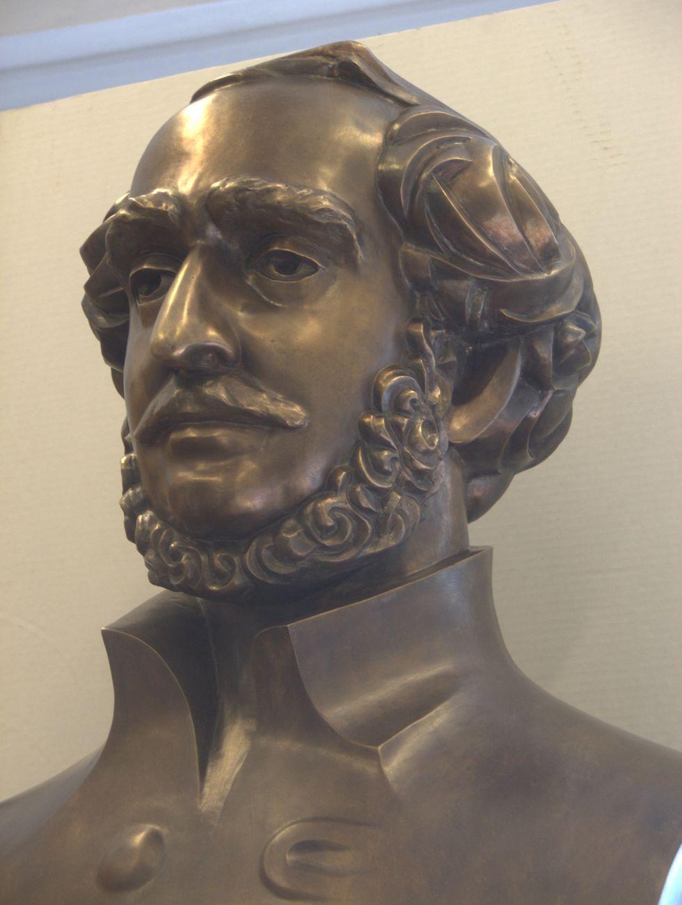 Így készült a Széchenyi István szobor