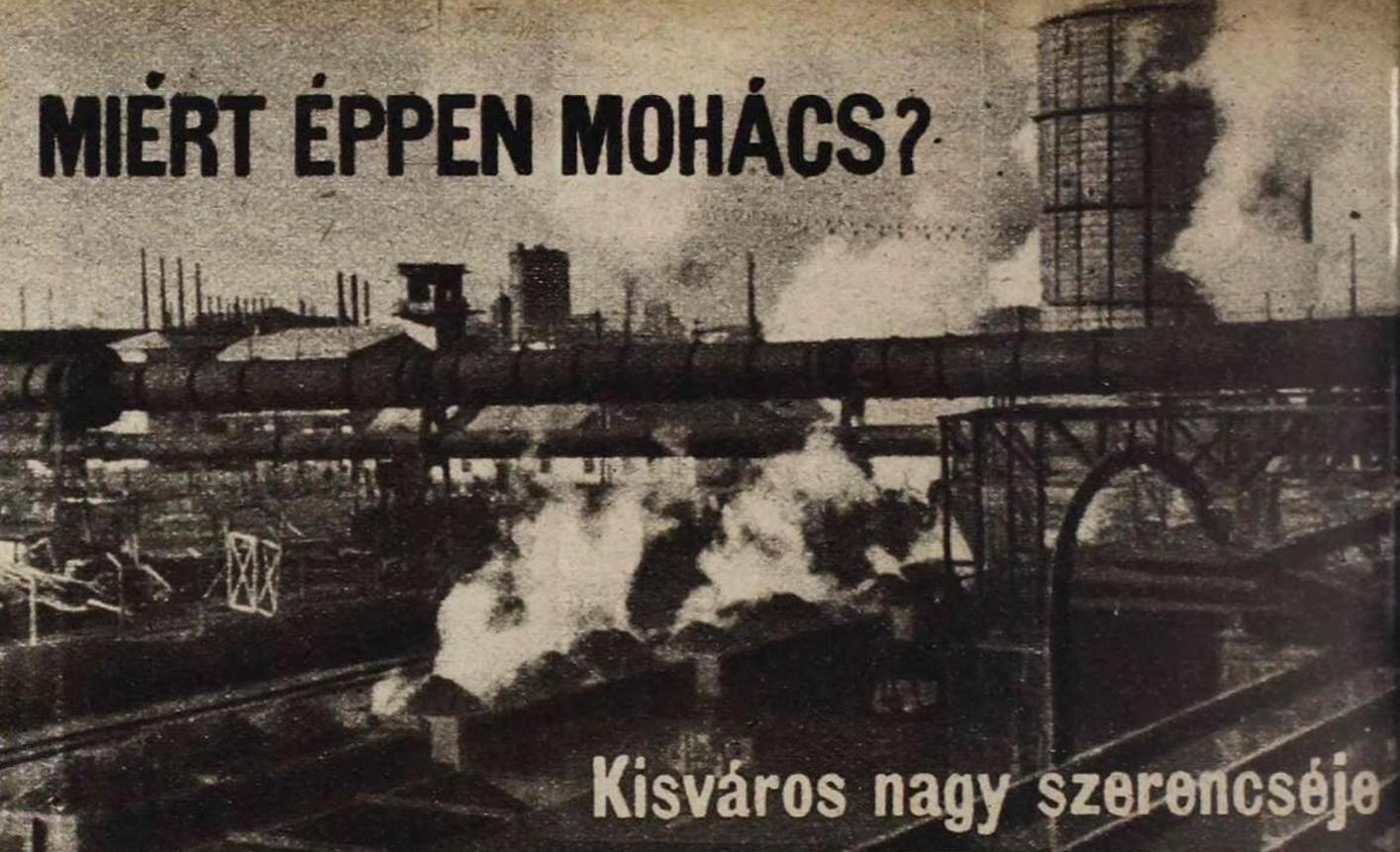 Miért éppen Mohács?