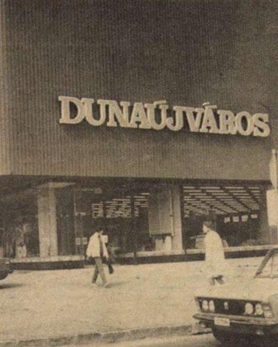 Skála Dunaújváros Áruház