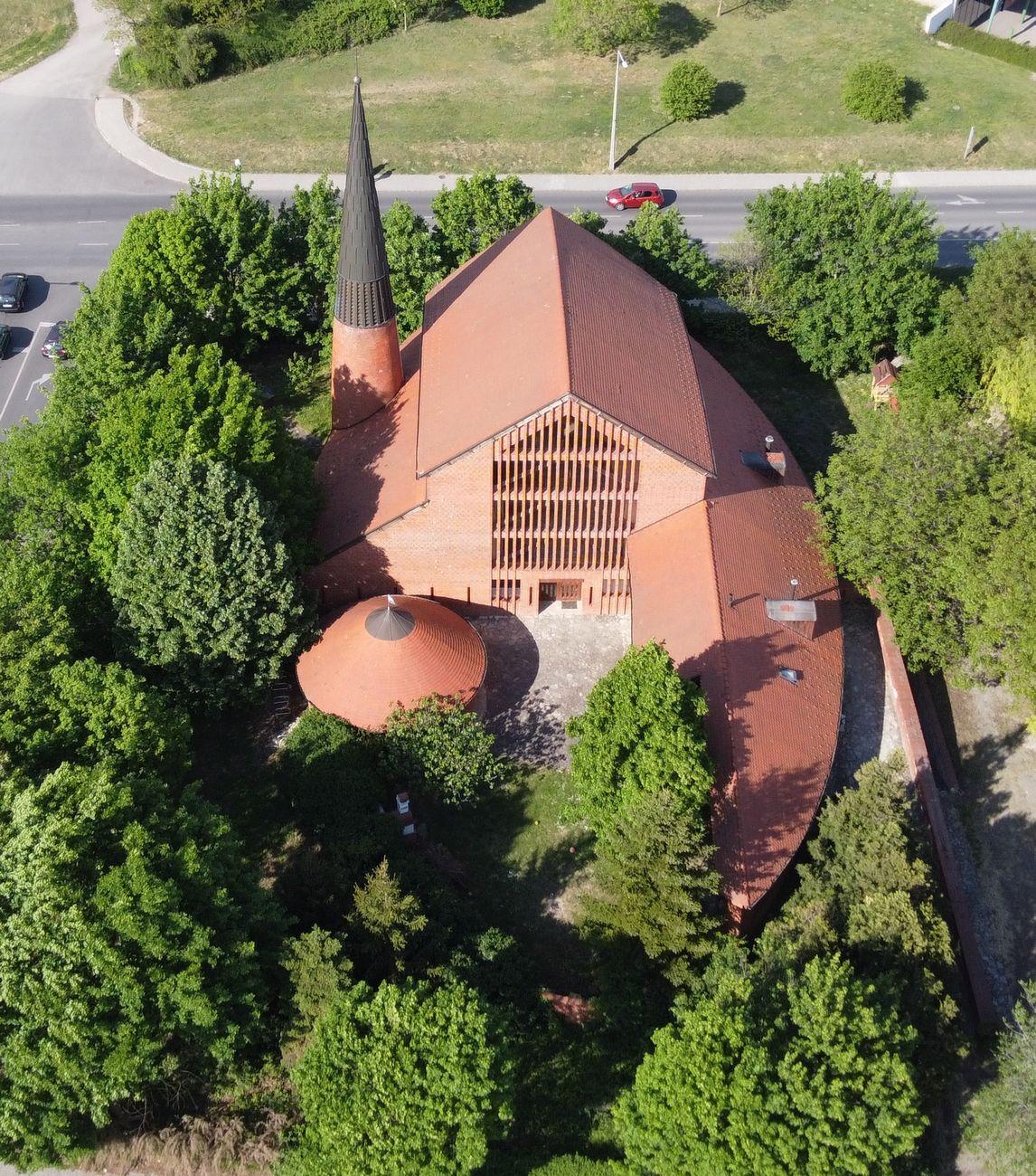 Evangélikus templom III. – Megoldás a szükségletekre