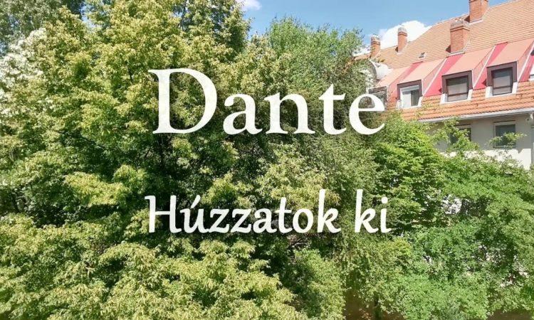 Dallam Klub 2400 – Dante