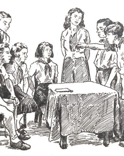 Sztálinvárosi gyerekek X.