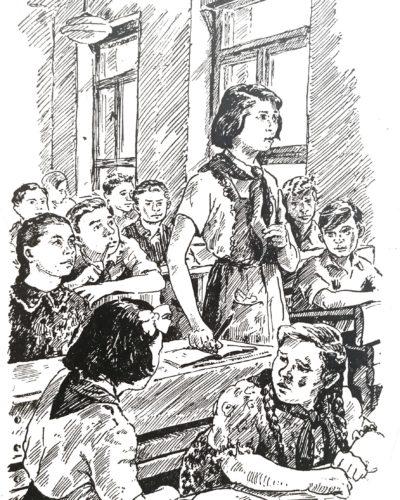 Sztálinvárosi gyerekek XI.