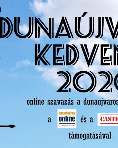 Dunaújváros Kedvence 2020 – első forduló