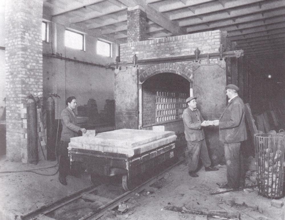 Üzembehelyezték a Tűzállótéglagyárat