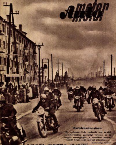 Országos vándordíjas motorkerékpáros gyorsasági verseny