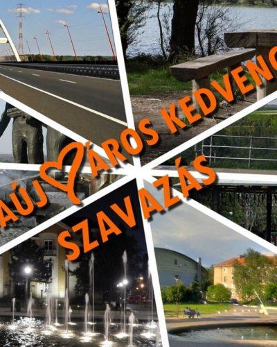Dunaújváros Kedvence 2020-ban legyen a….