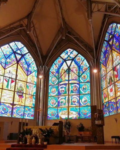 Katolikus miserend és az urnatemető nyitvatartása