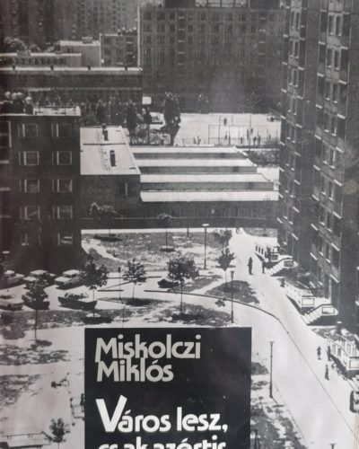 Szaki voltam Sztálinvárosban