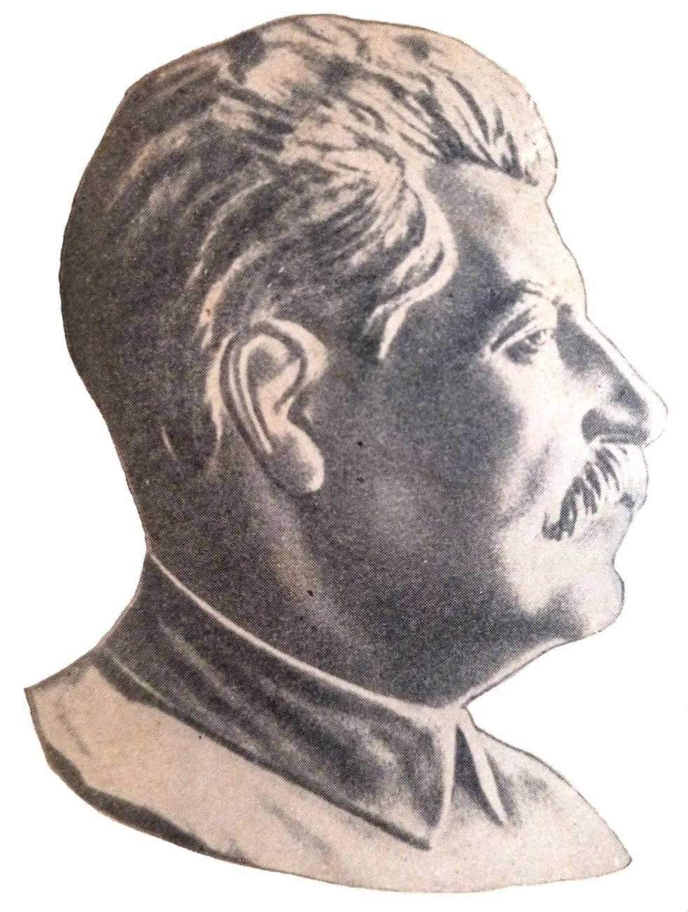Sztálinvárosban minden Róla beszél