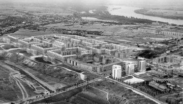 Dózsa György út – 1965