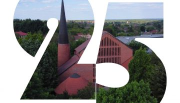 Evangélikus templom IV. – 25 év