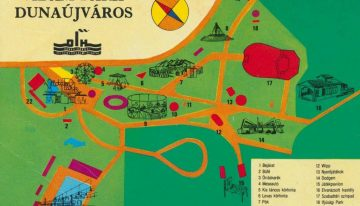 Talpalatnyi Dunaújváros – Nosztalgiatúra az egykori Vidám Parkba