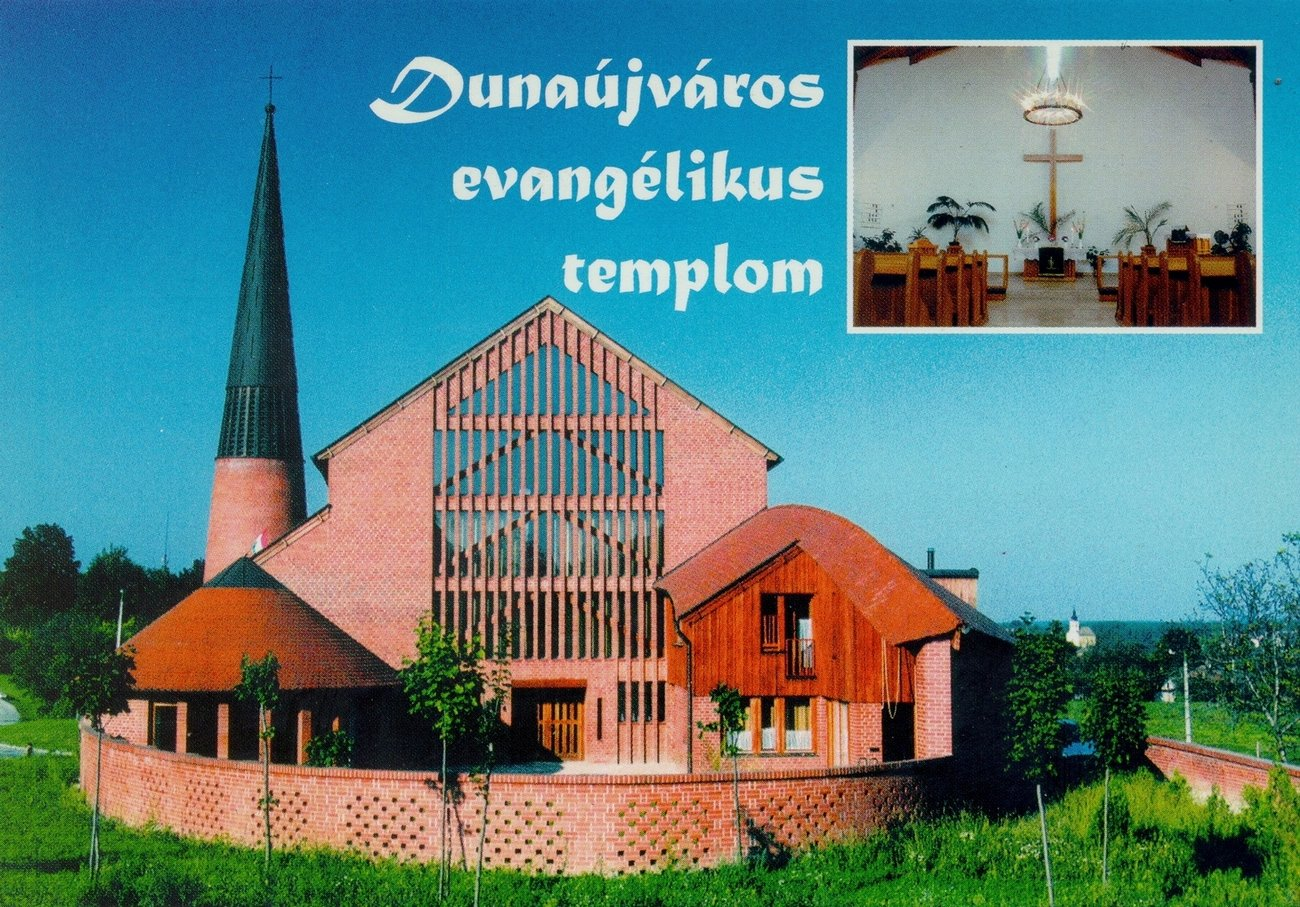 Evangélikus templom I.