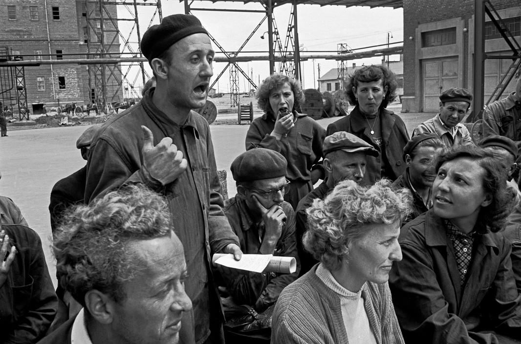 1956 – Munkástanácsok a vasműben