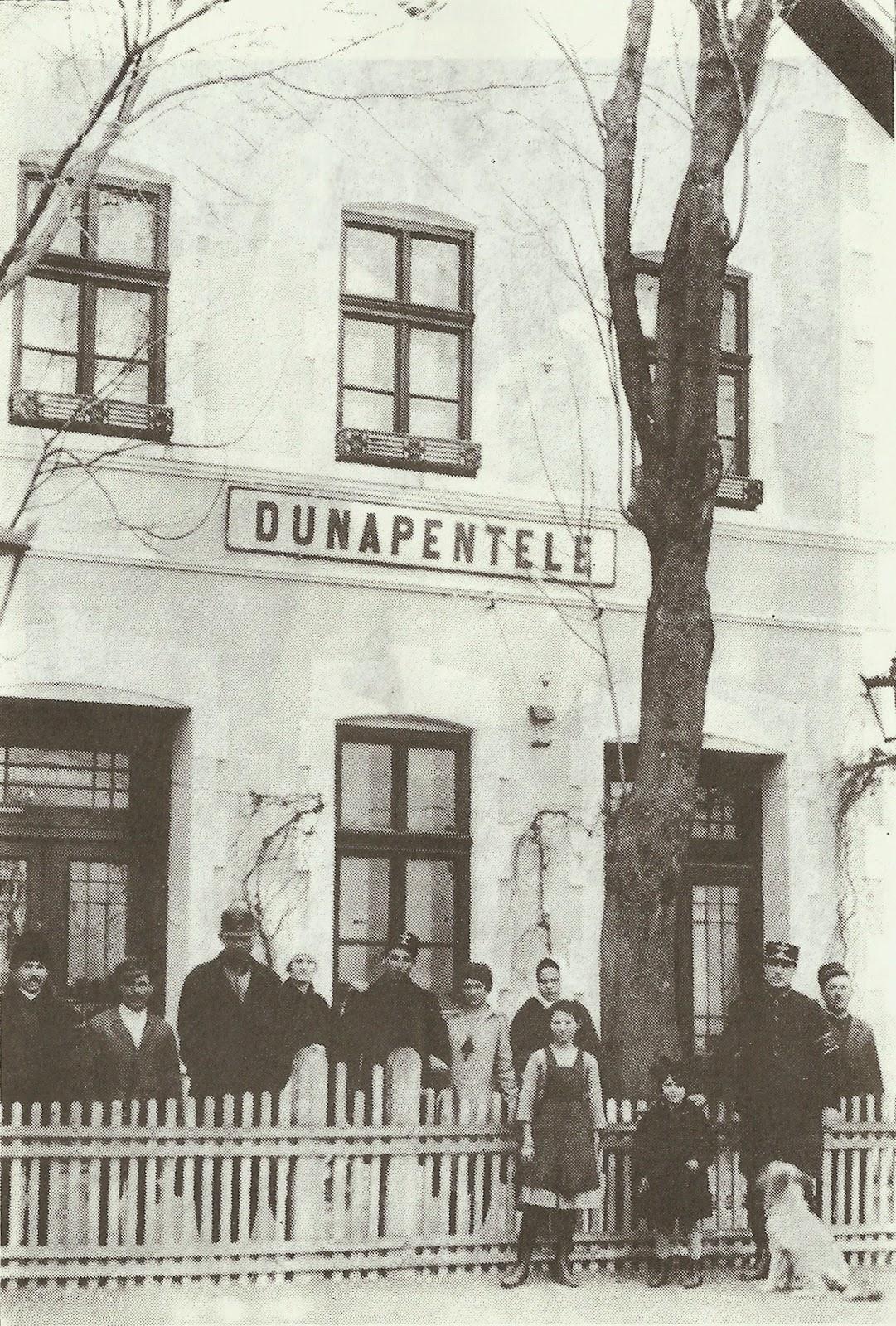 Látogatás Dunapentelén