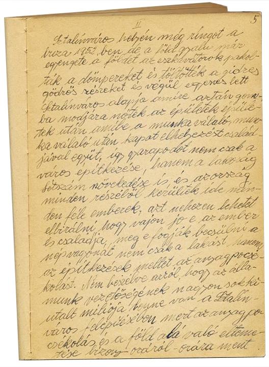 Napló III. – 100000 frtok tűntek el