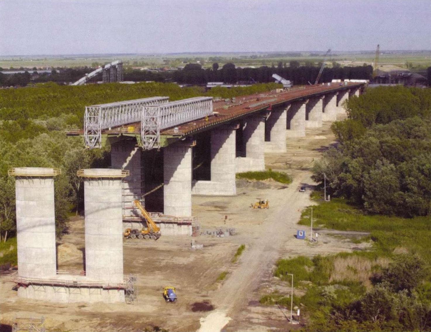 A dunaújvárosi Pentele hídtervezése