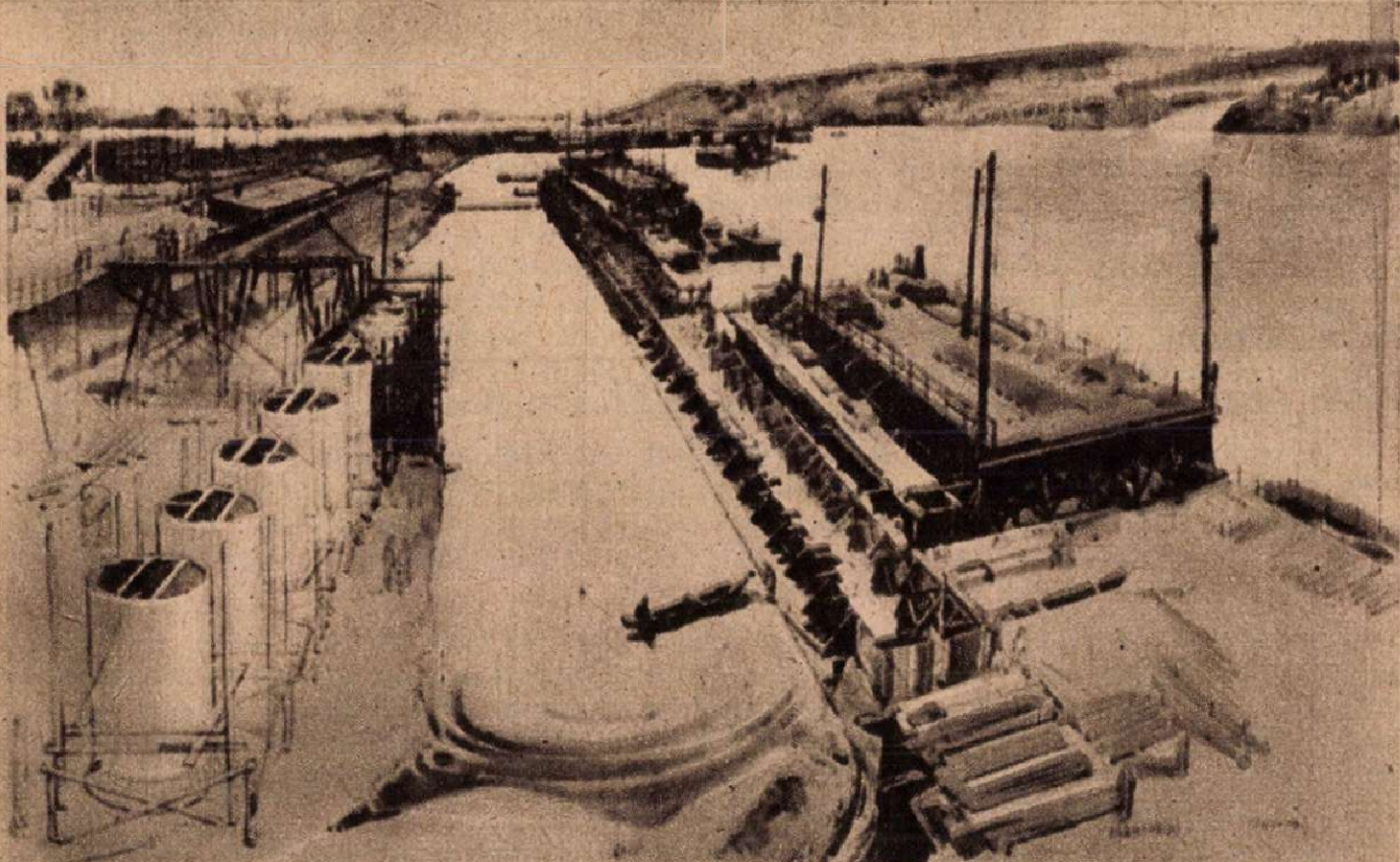 Legnagyobb dunai kikötőnk