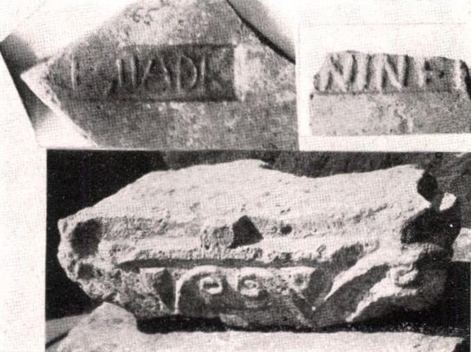 Ásatás Dunapentelén 1931-ben