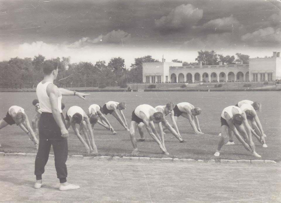 Sztálinváros sportjáról