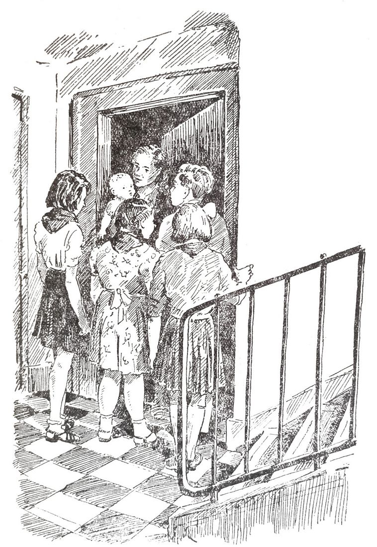 Sztálinvárosi gyerekek VII.