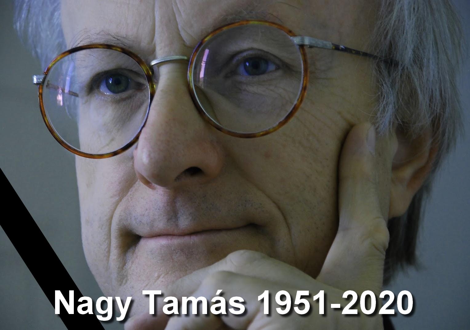 Nagy Tamás 1951-2020