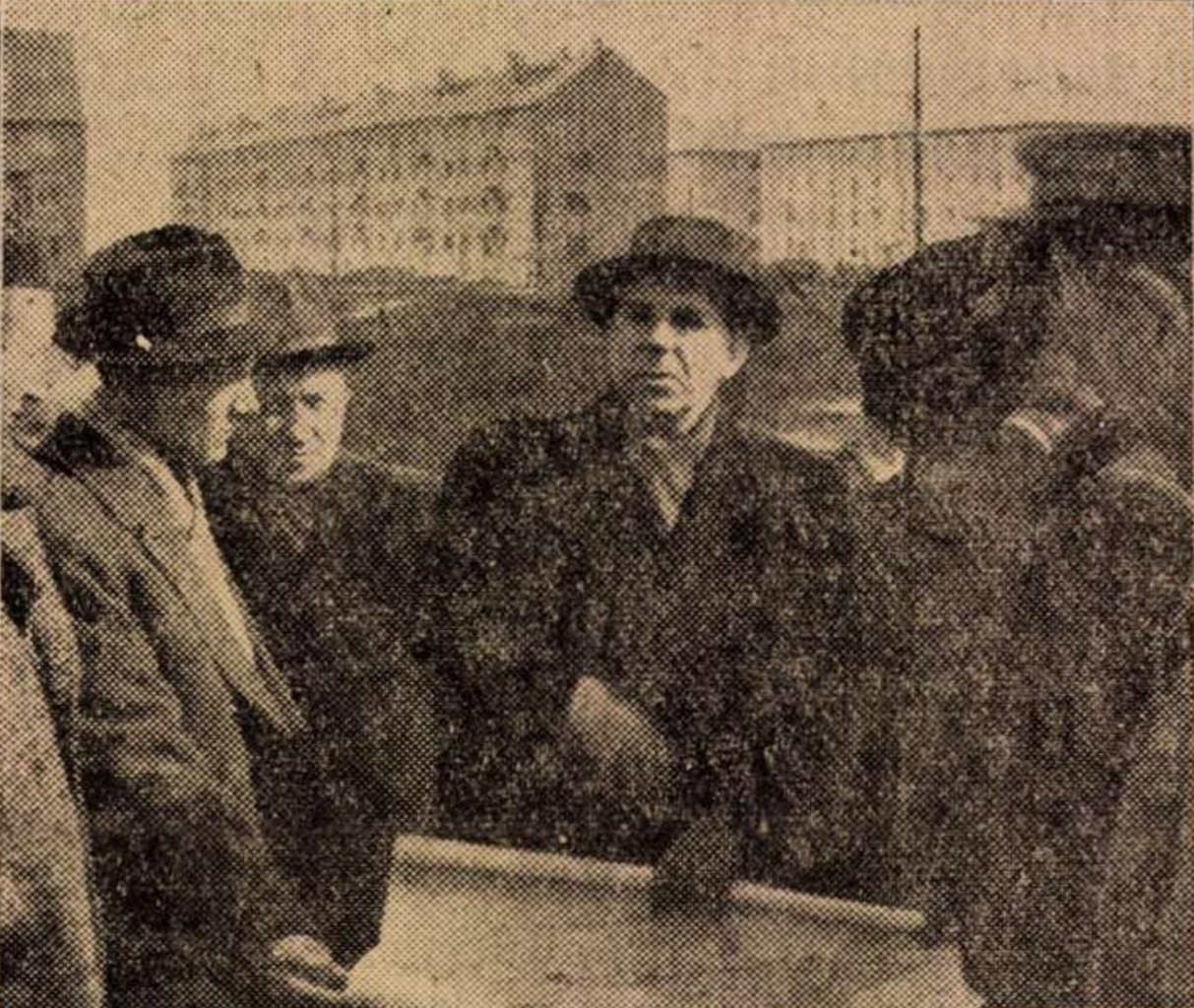 Georgij Mihajlovics Orlov Sztálinvárosban